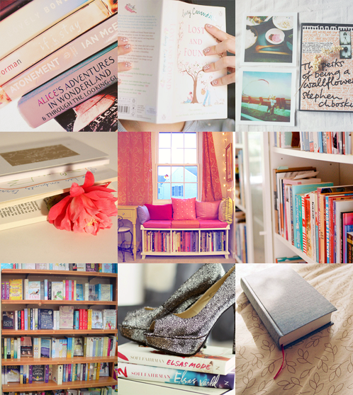 Little Things I Love —+ { Reading / Books }