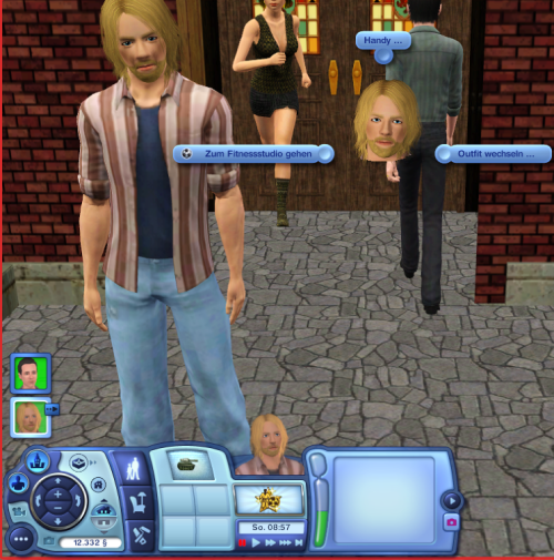 I made myself a Thor sim because I couldn't find one on the internet… Like it?