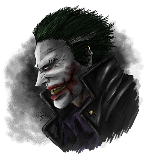 Joker - Concept for Batman Movie Reboot ENJOY!