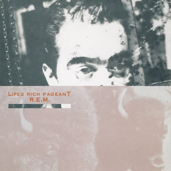 "On this day in 1986: R.E.M. released its fourth album, 'Lifes Rich Pageant,' featuring the singles ""Fall On Me"" and ""Superman"" — plus Bill Berry's unibrow"
