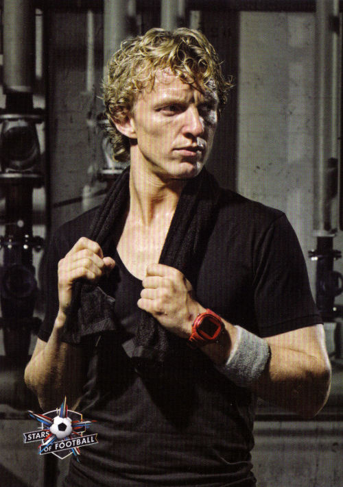 menoffootball:  Stars of Football: Dirk Kuyt
