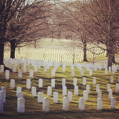 #arlington #arlingtonnationalcemetary #cemetary #washingtondc #webstagram #history #heros #military #honor (Taken with Instagram)