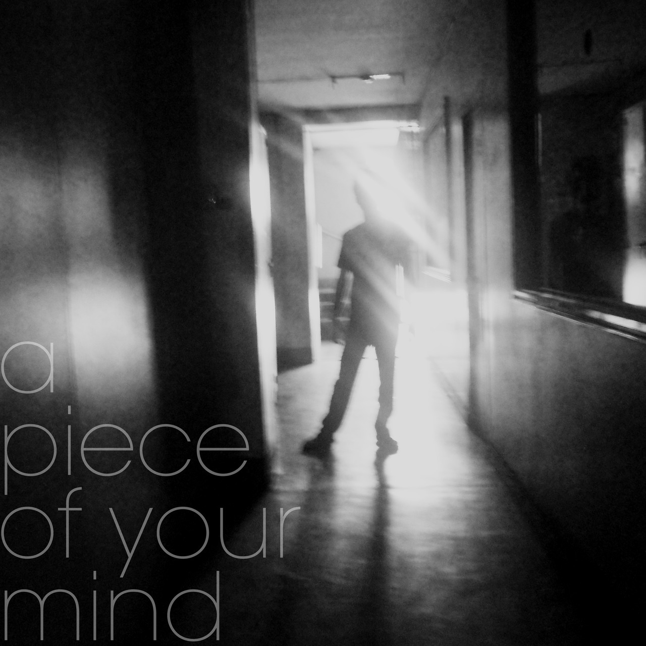 at least i'm a piece of your mind…