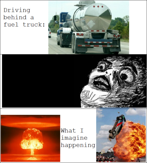 "thefuuuucomics:  ""Explosive fiery death""  Submitted by visualjournaling  Haha"