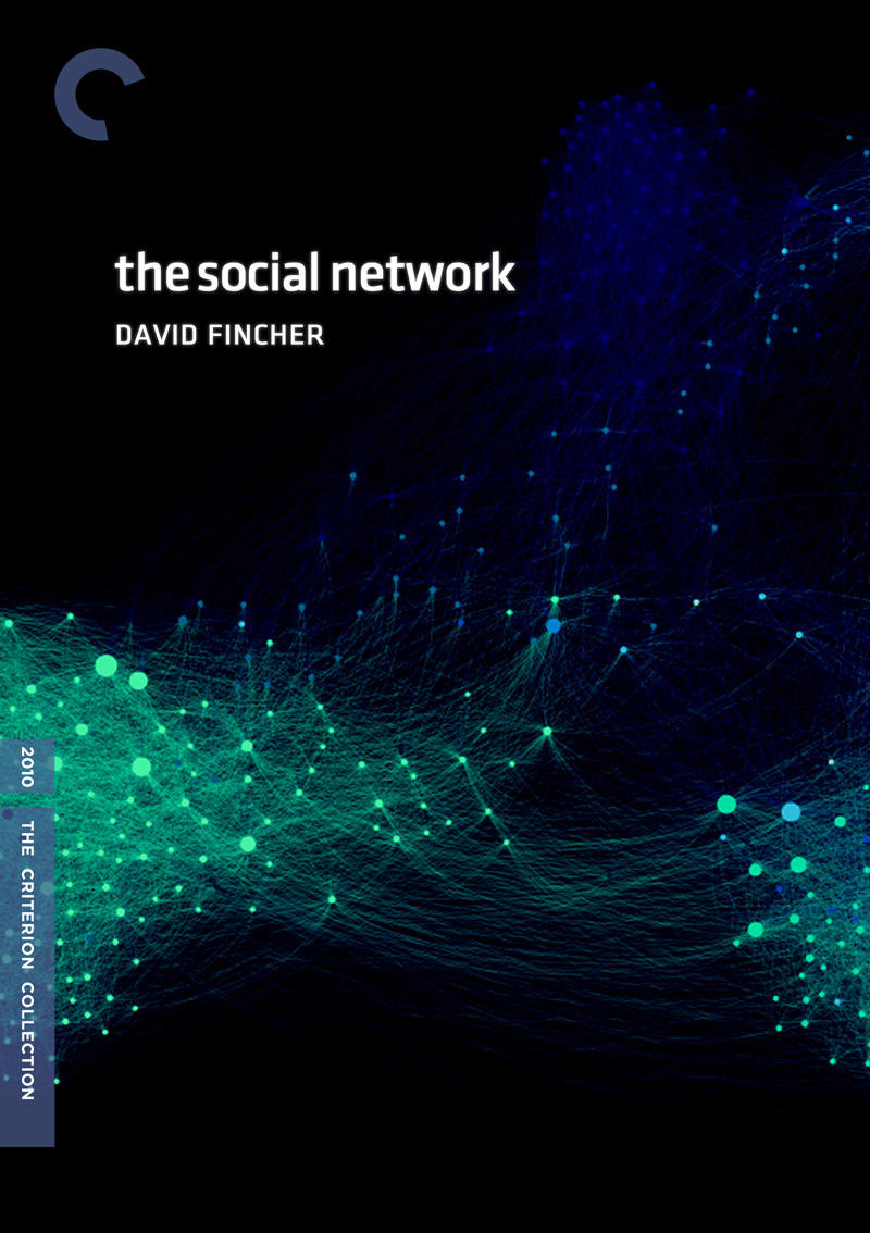 lonelycinephile:  Fake Criterion Cover for The Social Network