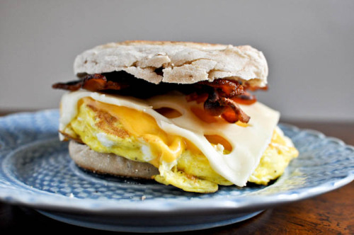 memorablemeals:  Breakfast Sandwich