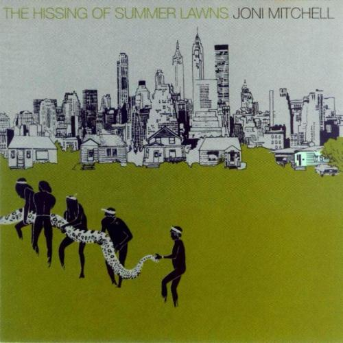 "1975 - Joni Mitchell releases ""The Hissing Of Summer Lawns"" to scathing reviews. In time the album would be viewed as one of the most important in her career and the album that inspires a generation. Prince (speaking to Rolling Stone) hails the album as ""the last album I loved all the way through."""