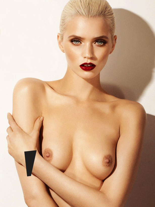 thingsthatexciteme:  Abbey Lee Kershaw by Santiago & Mauricio