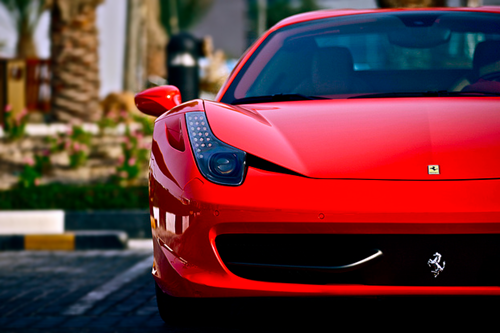 johnny-escobar:  Ferrari 458 via P.M.