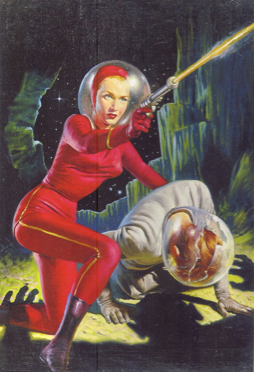 kadrey:  Raygun ladies via http://retro-futurism.livejournal.com