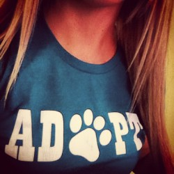 #adopt #animals #cats #dogs #homelesspets  (Taken with Instagram)
