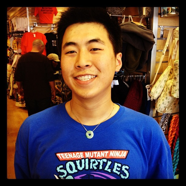 Wilson Qiu - Son of Chinese Immigrants, Transfer Student heading to CSU Los Angeles, San Francisco Native, First-Generation College Student. #college #education #immigrant #chinese #minority #asian #api #apa #pokemon #squirtle #transfer #fgcs #dreams