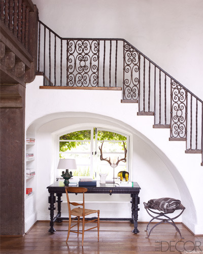 home: reese witherspoon via: elle decor