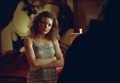 buffyoutfits:  glory is going to prom in every episode.   #queen g #everything i aspire to be