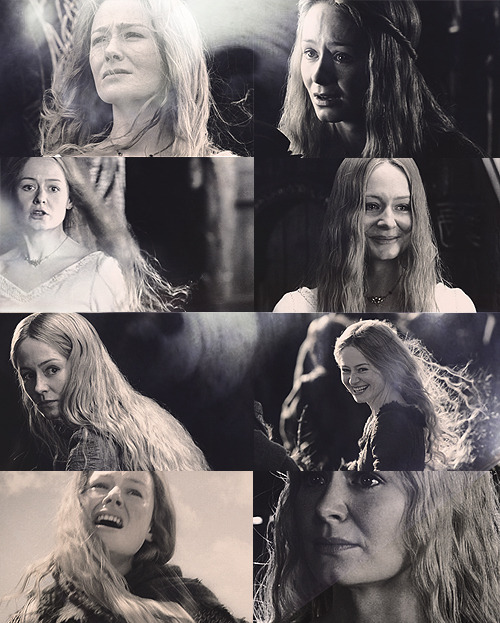 i never really liked you anyway, and you have stupid hair / Eowyn of Rohan