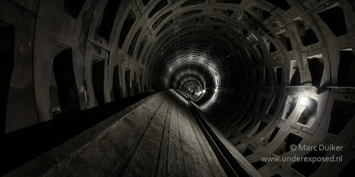 alexinthecrazyworld:  Tunnel vision by Marc Duiker | www.underexposed.nl on Flickr.