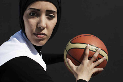 Photos: Female Arab Athletes On The Rise : The Picture Show : NPR / Love these.