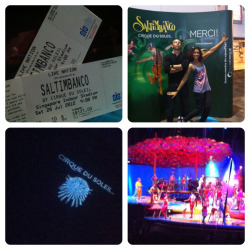 "I had a mind blowing experience at the Saltibanco Cirque Du Soleil in Singapore. My brain still cannot register how the body of a person can contort in so many different positions! The talents are not human i tell ya! They have super strengths that's beyond my comprehension. Every movement from a simple pose to a cart-wheel and to all the flips and spins and carrying another human is done with such an amazing controlled movement. The saying ""practice makes perfect"" definitely fit the talents/performers in Cirque Du Soleil. Only I think they have been practising and training since they're in the womb! I sometimes wish my body can be as flexible as them but…. I'm not :(. The human body is truly amazing. People who appreciate their body and who has done some sort of exercise would definitely appreciate this performance even more. It not only messes with your brain but it also gives you the motivation to do more with your body. From this I've learnt that it's so important for me to take care of my body! LOVED THE SHOW!"