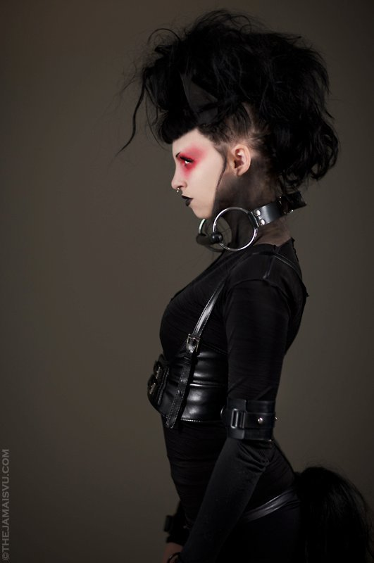meagymoo:  Knightmare Photo by Jamais Vu Model: Meaghan O'Keefe