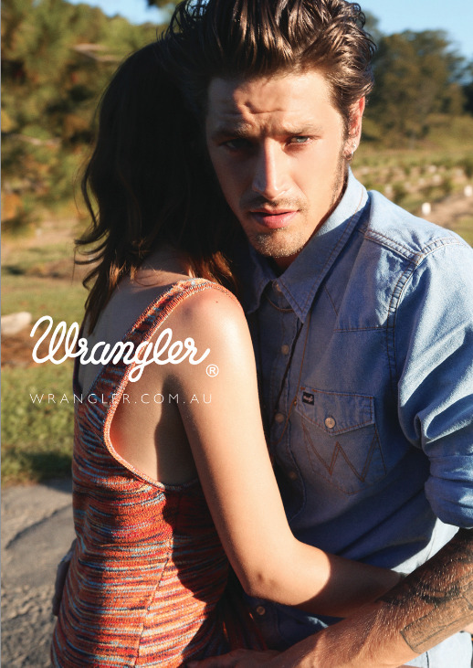 jasonleeparry:  Jason Lee Parry for Wrangler Australia