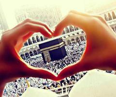 May Allah not let me leave this world until I complete Hajj.  Ameen.