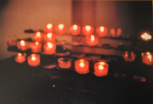 loveisafestival:  candles on Flickr.