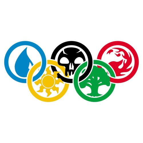Now that's my kind of Olympics!