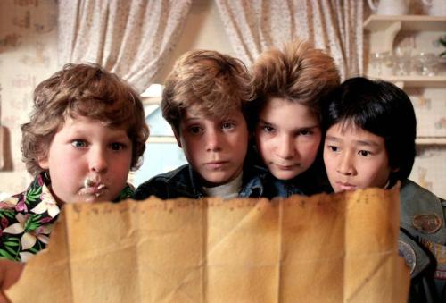 lovelythoughtsandpixiedust:  Goonies Never Say Die.
