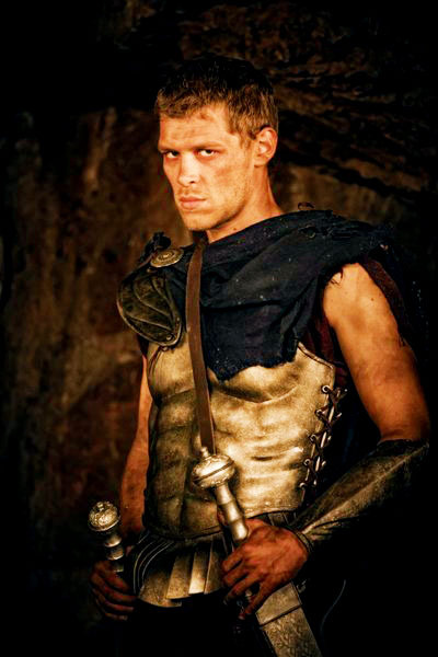This is how I want @ArdentKlaus to dress up. Unf. He can storm my castle.