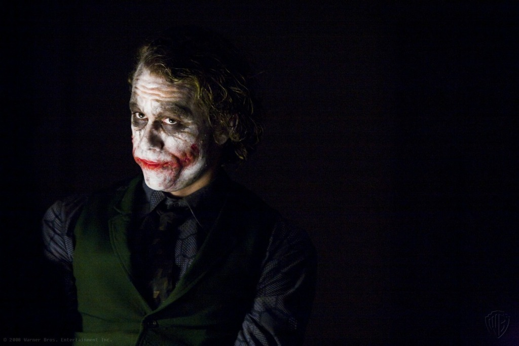 bohemea:  Heath Ledger in The Dark Knight