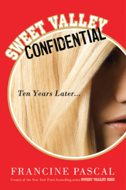 Sweet Valley Confidential, Francine Pascal (F, 20s, green and white striped shirt, black knee-length skirt, L train) http://bit.ly/MUss13