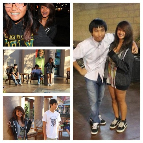 Good day with @camborean and her other friends c: (Taken with Instagram)