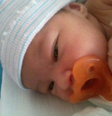 My beautiful niece Isabella Sophia!   I have to say I didn't think I would be so happy to be an aunt!  I can't wait for her to come home, just one more week and we can start spoiling her!!! Between my Anthony and now my little Bella I couldn't love my life any more.
