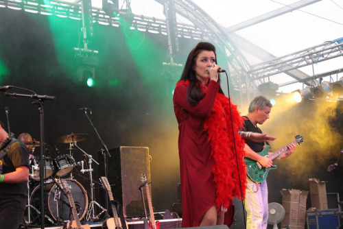 More pictures from last years Cambridge Rock Festival. This set is of Panic Room on the Main Stage. http://www.flickr.com/photos/teaandsymphony/sets/72157629207521233/