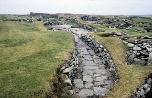 mysticplaces:  Jarlshof archaeological site | Shetland, Scotland
