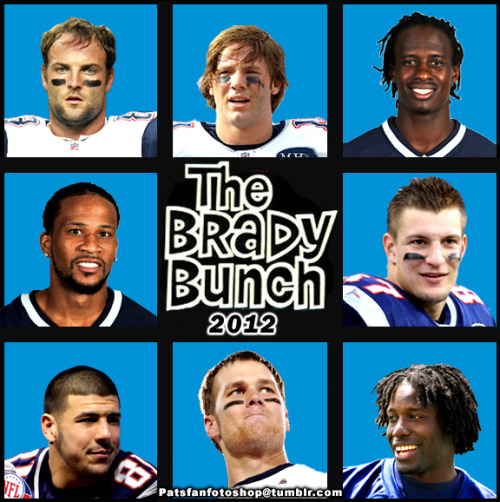 Will this be The Brady Bunch of 2012?