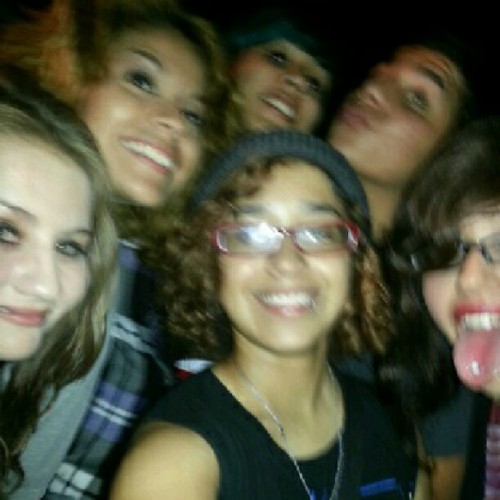 Before I died @izzybizzy69 @cassiecakes89 @baby_trex69 @ariel_streaks @izzybizzy69 whoever else (Taken with Instagram)