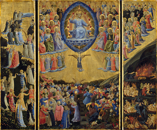 The Last Judgement Fra Angelico