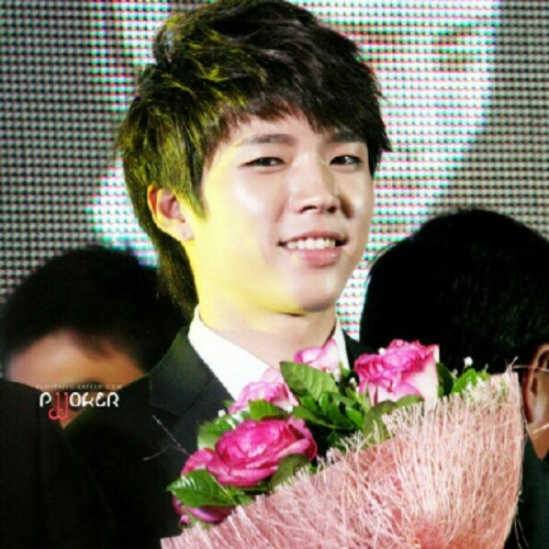 Hi handsome. #woohyun  (Taken with Instagram)