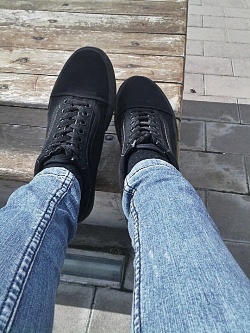 2011, so new vans shoes, i'm in love with them