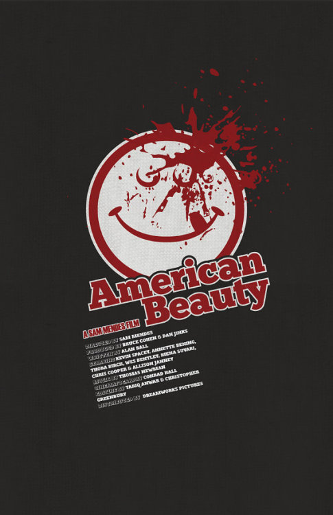 American Beauty by Christian Petersen