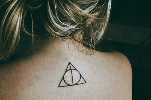 Check out Harry Potter Fans from Gorgeous Tattoos