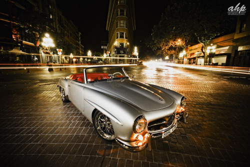 automotivated:  190 SL Re-edit (by Andrew Holliday Photography | www.aholliday.com)