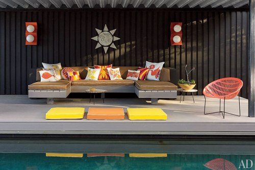 JONATHAN ADLER AND SIMON DOONAN'S SHELTER ISLAND RETREAT