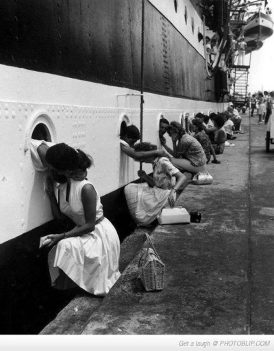 ispeakquotes:   Kissing the sailors goodbye  motivational and love quotes