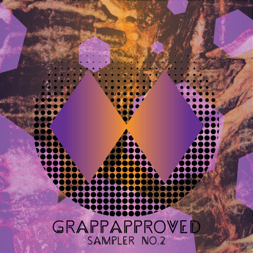 "grappafrisbeerecords:  2 years ago, we released ""Grappapproved Sampler No.1"" (GFR010). Just months into the life of the label, we built a nice boiled down representation of our style and sound. Today we are the same label, though things may change as the months pass; We feel this is an accurate portrayal of our vision thus far, as well as our goals for the future. In the spirit of this, the compilation is available both for free digitally as well as via Limited Edition Cassette Tape.  Just after our 50th Digital release, we are pleased to present you with our 5th Cassette release; Grappapproved Sampler No.2 credits released 24 July 2012 All producers own rights to their tracks respectively.  Mix ©2012 GFR/GPC grappafrisbee.wordpress.com soundcloud.com/grappafrisbee  @Grappafrisbee"
