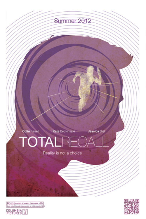 Total Recall - by Ollie Boyd Tumblr || Website || Twitter