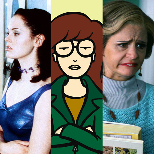 Who is more bad ass? Rose McGowan from Jawbreaker, Daria or Jerri Blank from Strangers With Candy? Bad Ass High starts at 3/2c!
