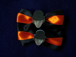 A Clockwork Orange Alex Hair Clips on Etsy