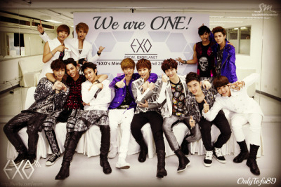 EXO - We are ONE!